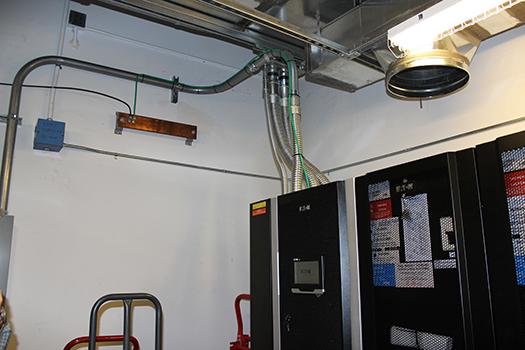 Kpnx Channel 12 Ups Installation Titan Power