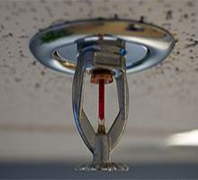 Water Mist and Sprinkler systems
