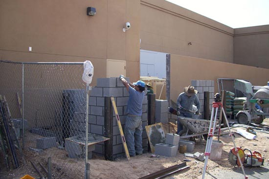 Cliff Castle Casino UPS Installation & Battery Room Project