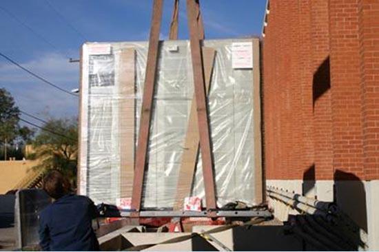 KVOA UPS Installation