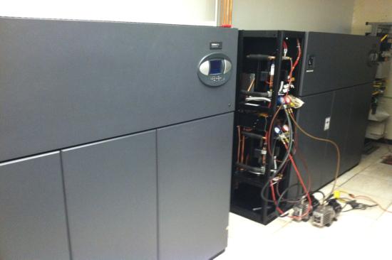 crac unit installation