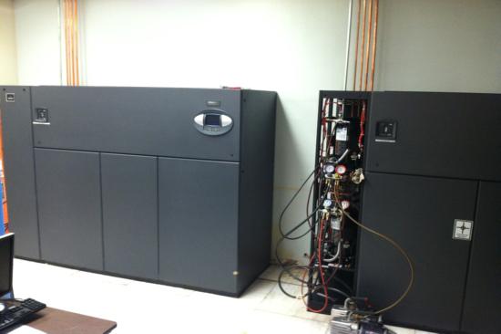 Maricopa Comminity College Crac Installation Titan Power