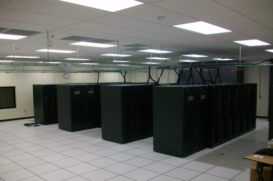 Data Center Construction Project