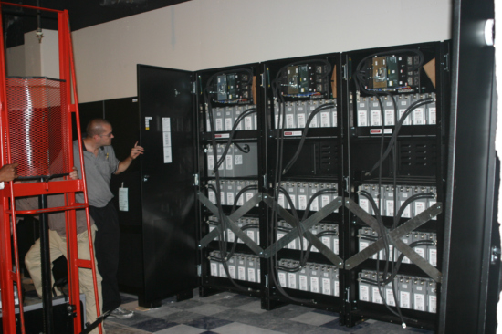 University Of Arizona Uninterruptible Power Supply Titan