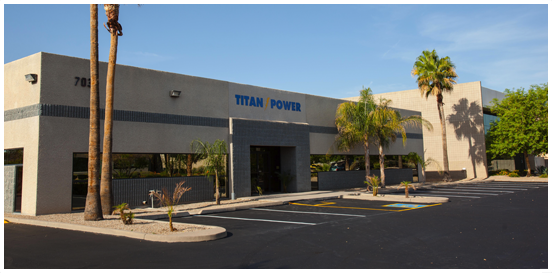 Titan Power Building